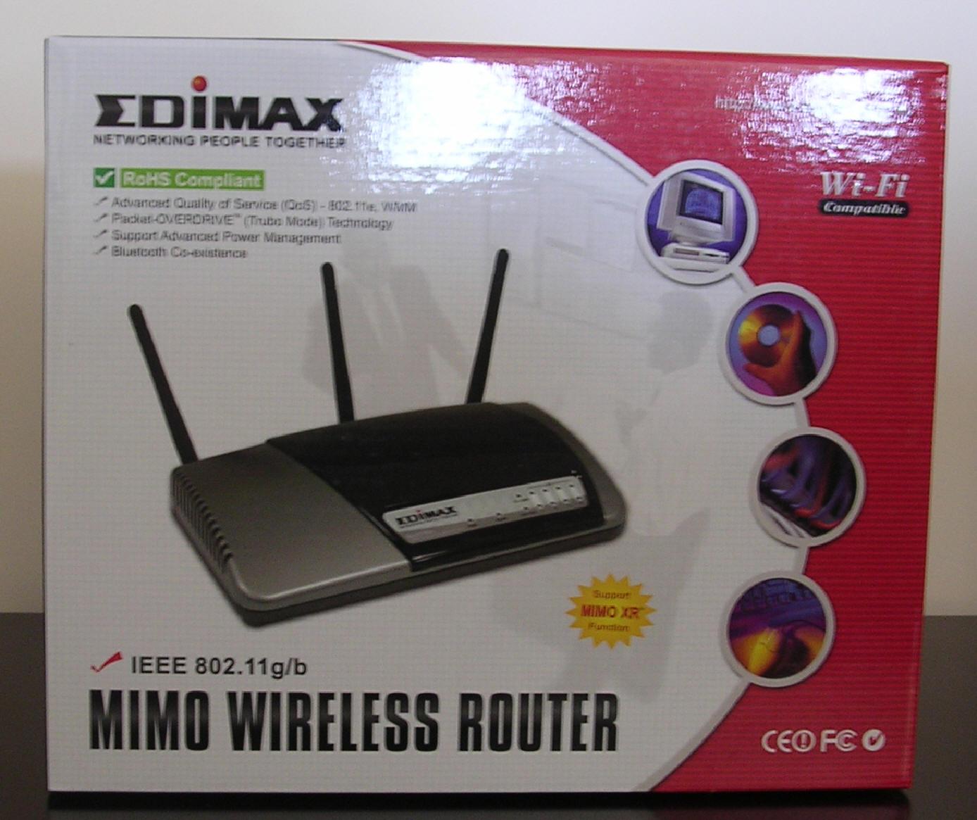 Edimax BR-6104Wg Driver