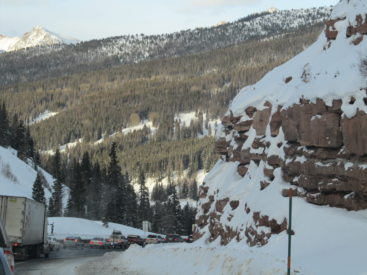 Vail Pass Accident