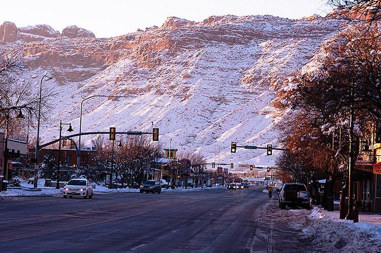 Moab-Winter