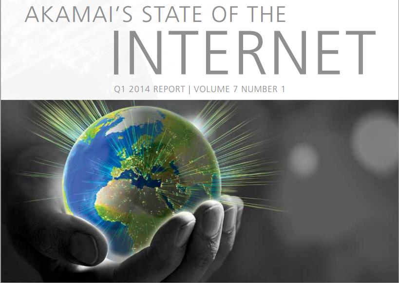 Akamai 2014 Q1 Report