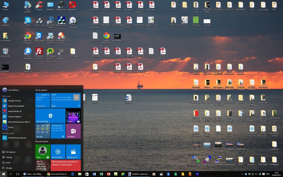 Windows10 Desktop